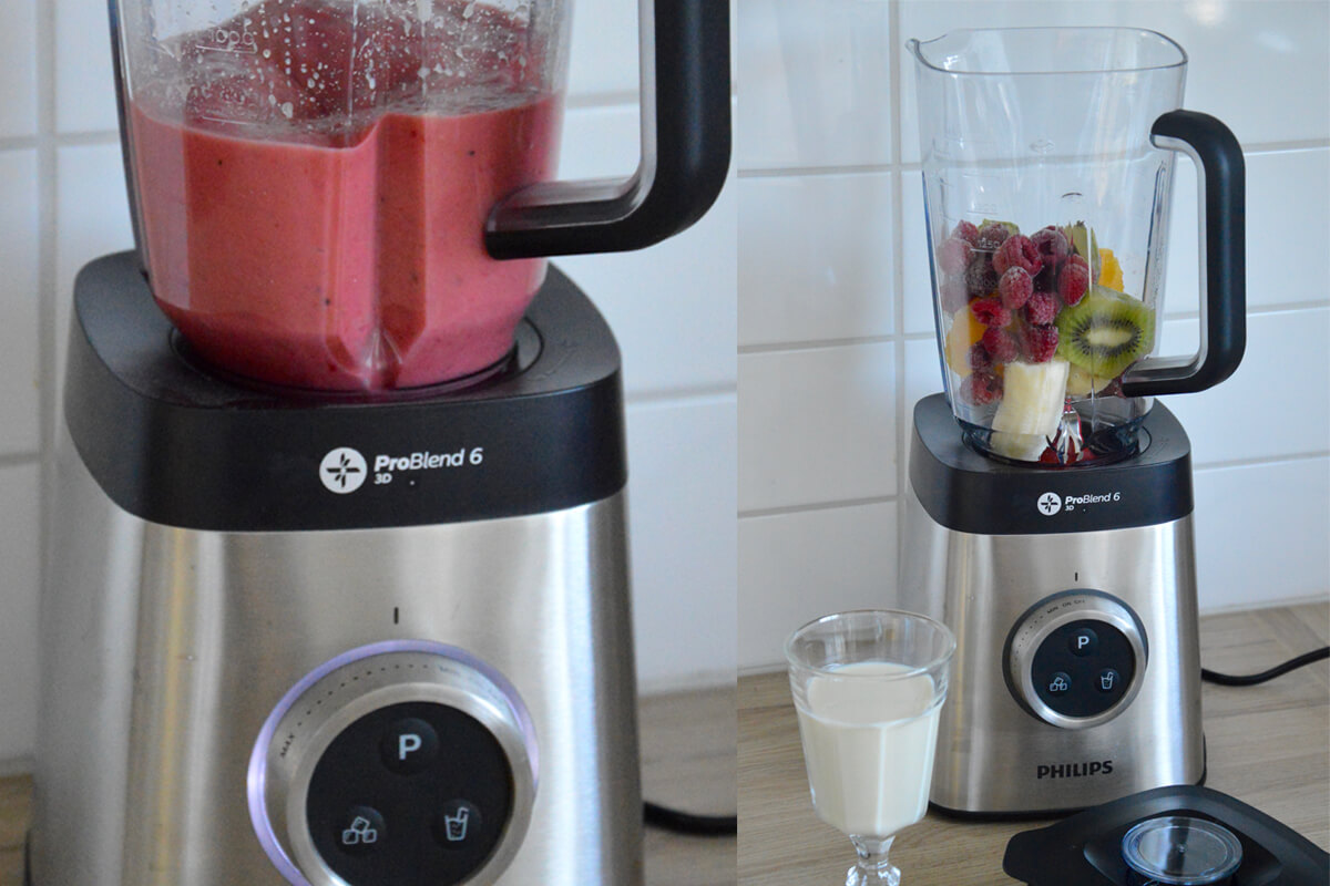 smoothie mixer ica maxi